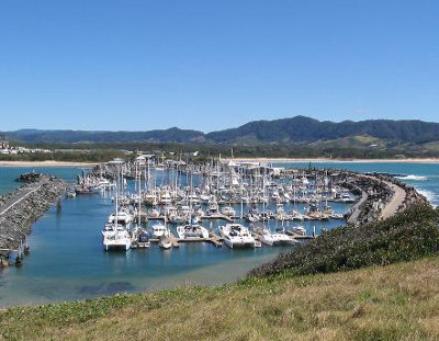 coffs harbour jetty area