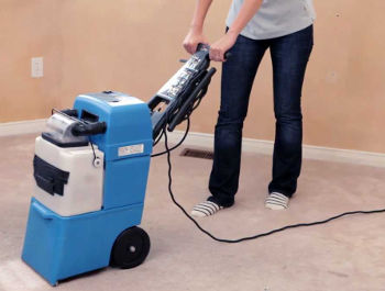 rent carpet cleaning machine