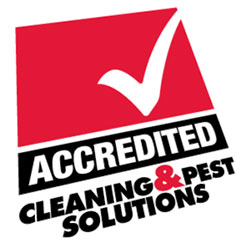 Accredited Cleaning and Pest Solutions logo