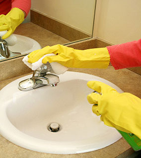 Professional bond cleaning checklist trustedcleaner - How to professionally clean a bathroom ...