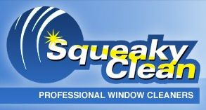 squeaky clean professional window cleaners